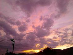 Sky   clouds   NE suburbs of Athens   Attica