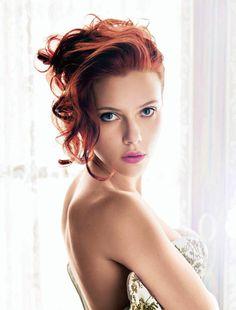 Scarlett Johansson - VF shoot