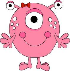 monster clipart for kids cute monster clip art image cute rh pinterest com monster clipart for kids monster clipart images