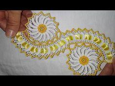 Çarkıfelek Havlu kenarı Yapımı - YouTube