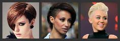 стрижки для полного лица на короткие волосы