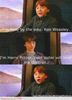 Oh Harry!