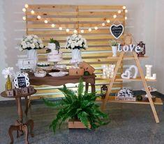 New wedding centerpieces vintage rustic bridal shower ideas Diy Wedding Decorations, Wedding Centerpieces, Bridal Shower Rustic, Wedding Games, Wedding Table Settings, Vintage Bridal, Simple Weddings, Trendy Wedding, Wedding Inspiration