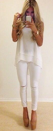White.