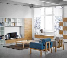 Fuuga collection designed by Helorimme & Kallio, Lundia.fi
