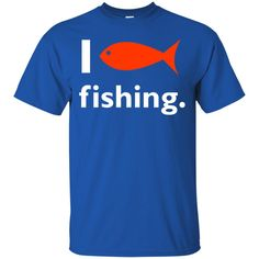 Fishing Shirts I Love Fishing T-shirts Hoodies Sweatshirts