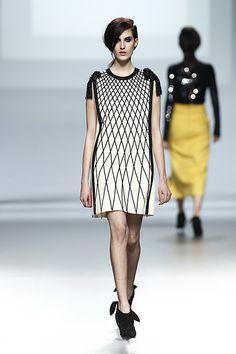 Teresa Helbig - Madrid Fashion Week O/I 2015-2016