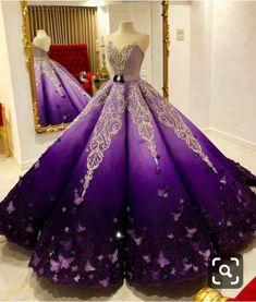 The Amazing Purple Party Dress For Ladies - Fashion dresses -