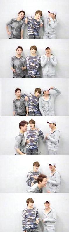JYJ -Jaejoong, Yoochun and Junsu