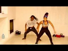 Dancing Squats Workout (Lift Booty/Over 300 SQUATS!!) with Keaira LaShae - YouTube