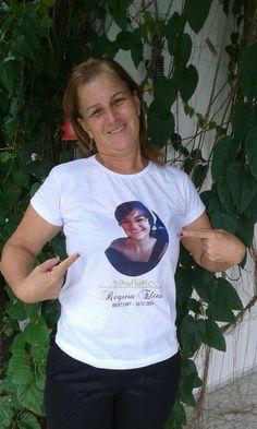 Camiseta da guerreira Regina Elita por R$25,00 cada + Frete. Faça sua encomenda pelo telefone/whatsapp (84) 988058496
