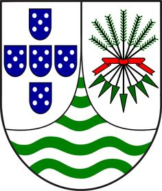 Lesser coat of arms of Portuguese East Africa - Portuguese Colonial War - Overseas Province of Mozambique's coat of arms until 1975.