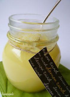 kamrapolc: Lemon curd - a tojás nélküli citromkrém ok ! Cold Cuts, Lemon Curd, Macarons, The Cure, Deserts, Food And Drink, Dessert Recipes, Cooking Recipes, Sweets