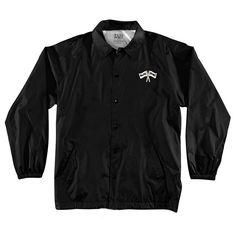 998f587bd4d Pass Port Cross Flag Coaches Jacket - Black