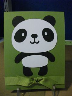 Cute card! I wonder if I could copy it and it still look adorable?...