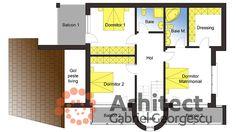 Slide 7 2 In, Floor Plans, House, 2nd Floor, Houses, Haus, Homes, Floor Plan Drawing, House Floor Plans