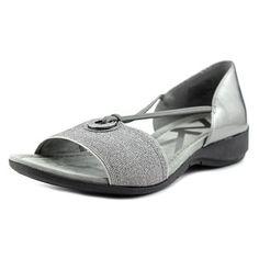 f6d6b35e2da2 Shop for Anne Klein Sport Kameko Women Open Toe Synthetic Wedge Sandal. Free  Shipping on. overstock.com