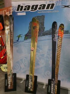 review #Alpinmesse #Innsbruck - #hagan touring skis
