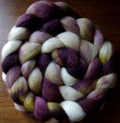 spinning wool....