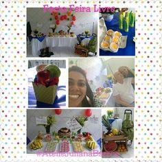 Feira da Vó Cida.  #feiralivre #Nivermãe #frutas #verduras #legumes #melancia #banana #amora #docemorango #docemaracuja #bejinhocomlimão #tubetemilho #marshmallow #moranguete #quindim #balas #pirulitos #flores #decoraçãodefesta #adesivos #tags #feitoamão✋ #amocosturar✂ #amoartesanato💕 #amodecoracao🎉 #AtelieJulianaBarros