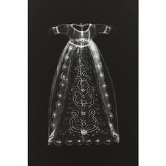 From the series My Ghost , Christening Dress by Adam Fuss My Ghost, Daguerreotype, Collaborative Art, Transparent, Black And White Photography, Textile Art, Christening, Light In The Dark, Photo Art