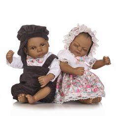 Silicone Reborn Babies, Silicone Dolls, Twin Girls, Twin Babies, Baby Twins, Bebe Real, Mini Bebidas, Sleeping Boy, Real Life Baby Dolls