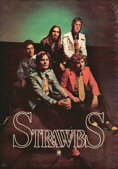 """'The Strawbs' are founded in 1964. Although the band started out as a bluegrass group they eventually moved on to other styles such as folk rock, glam rock and progressive rock. They are best known for their hit, """"Part of the Union"""", which reached no.2 in the UK charts in 1973, and for touring with 'Supertramp' in their Crime of the Century tour, doing their own Hero and Heroine tour, which drew musical similarities and themes."""