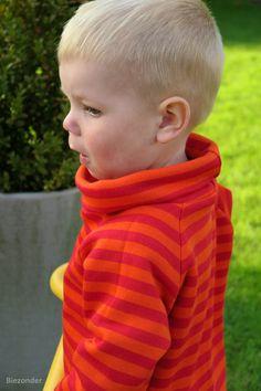 rolkraag, tutorial, sweater, tricot, Ottobre, pattern hack