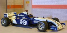 Scalextric Tecnitoys 6167. BMW Williams FW26. 2004 F1 Championship. Juan Pablo Montoya. #slotcar #scalextric #BMW #williams