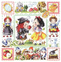 Shop online for Snow White Chart Booklet at sewandso.co.uk. Browse our great range of cross stitch and needlecraft products, in stock, with great prices and fast delivery.