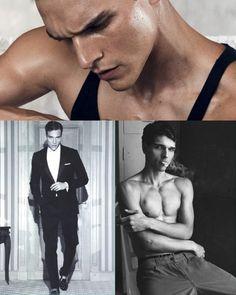Modelo: Alexandre Cunha