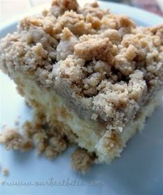 Do you love those Little Debbie coffee cake treats and have always wanted to make a fluffier version, to go along with your coffee? Read further for a delectable and delicious recipe for those swee...