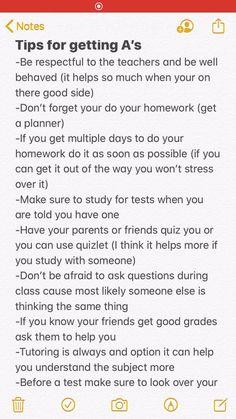 Middle School Hacks, High School Hacks, Life Hacks For School, School Study Tips, Study College, College Essay, School Routine For Teens, School Routines, Homework Motivation