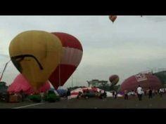 Festival Balon Udara di Sentul