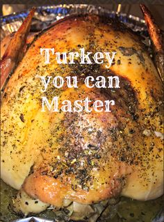 How to Cook a Turkey #thanksgiving #turkey