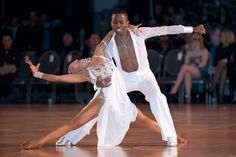 Emmanuel Pierre-Antoine for being the first Haitian champion of the world in Ballroom dancing.  Emmanuel Pierre-Antoine 45, entered history as the first Black to become world champion ballroom, August 1, 2013.
