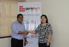 GenieTech is Triplex's Partner of Choice to Implement QlikSense - Genie Technologies Inc (GenieTech) G News, Events, Technology, Women, Fashion, Tech, Moda, Fashion Styles, Tecnologia