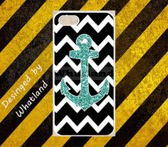 chevron anchor Case For Apple iPhone 5/5S iPhone by FashionYes, $10.99