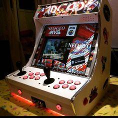 On instagram by pensamientodug #arcade #microhobbit (o) http://ift.tt/1NBrp3G Me he empeñado en hacerme un bartop que os parece? #bartop #recreativos #tech #technology #retro #games #mame