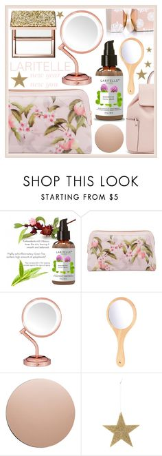 """""""New Year, New You!"""" by laritelle ❤ liked on Polyvore featuring beauty, Ted Baker, Conair, House Doctor and Bloomingville"""