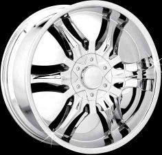 Pinnacle Blaze Chrome wheels purchased through our websites carry the manufacturer's warranties http://www.thewheelconnection.com/