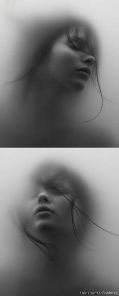 Underwater Portraits by Hana Al Sayed / art / photography / inspiration / via: iamturbo Dark Photography, Abstract Photography, Creative Photography, Black And White Photography, Portrait Photography, Fashion Photography, Artistic Photography, Digital Photography, Animal Photography