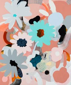 Spring blooms. | Via Kirra Jamison  — Sophie Gannon Gallery