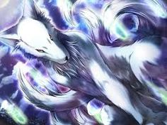 Image result for  evil anime wolf