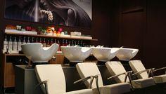 negozio parruchiera vintage - Cerca con Google