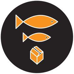 Big fish, little fish, cardboard frogs