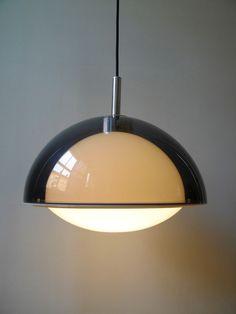 Robert Welch Pendant Light for Lumitron, 1966 - All For Decoration Luxury Lighting, Interior Lighting, Modern Lighting, Lighting Design, Lighting Ideas, Hallway Lamp, Diy Pendant Light, Pendant Lamps, Vintage Pendant Lighting