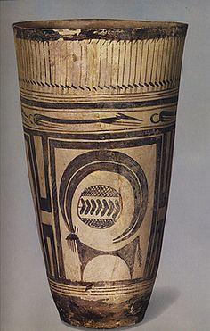 Susa beaker (ancient Iran)