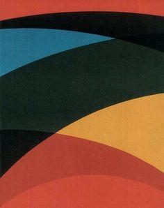Bijbel en Kunst van Nu poster (cropped), Otto Treumann (1965)