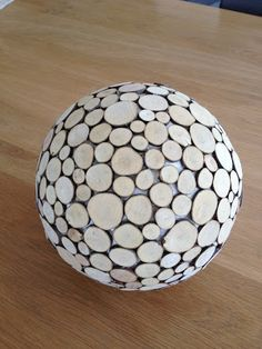deko on pinterest basteln candle holders and diy wood. Black Bedroom Furniture Sets. Home Design Ideas